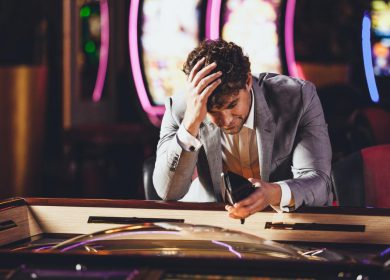 Reasons Why You are Losing Money at Gambling