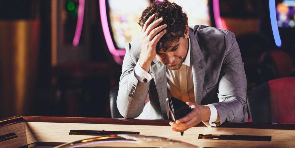 Reasons Why You are Losing Money at Gambling